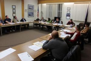 Tamaqua Borough Council Meeting, Borough Hall, Tamaqua, 12-1-2015 (12)