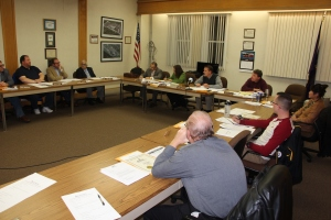Tamaqua Borough Council Meeting, Borough Hall, Tamaqua, 12-1-2015 (13)