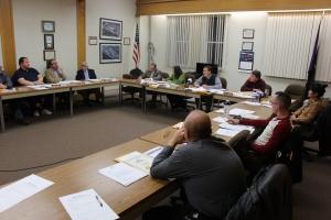 Tamaqua Borough Council Meeting, Borough Hall, Tamaqua, 12-1-2015 (14)