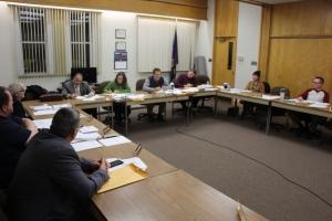Tamaqua Borough Council Meeting, Borough Hall, Tamaqua, 12-1-2015 (5)