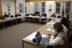 Tamaqua Borough Council Meeting, Borough Hall, Tamaqua, 12-15-2015 (4)