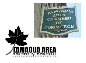 tamaqua chamber of commerce, Chamber Chatters LOGO