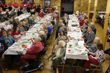 Tamaqua Community Advent Breakfast, Zion Evangelical Lutheran Church, Tamaqua, 12-12-2015 (100)