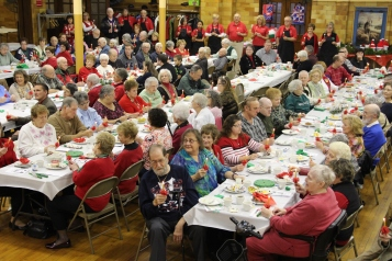 Tamaqua Community Advent Breakfast, Zion Evangelical Lutheran Church, Tamaqua, 12-12-2015 (101)