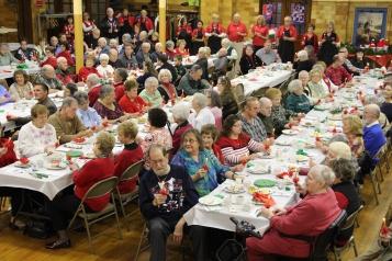 Tamaqua Community Advent Breakfast, Zion Evangelical Lutheran Church, Tamaqua, 12-12-2015 (101)