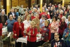 Tamaqua Community Advent Breakfast, Zion Evangelical Lutheran Church, Tamaqua, 12-12-2015 (107)
