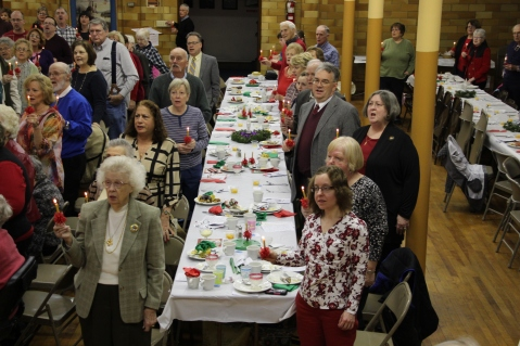 Tamaqua Community Advent Breakfast, Zion Evangelical Lutheran Church, Tamaqua, 12-12-2015 (110)