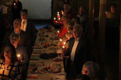 Tamaqua Community Advent Breakfast, Zion Evangelical Lutheran Church, Tamaqua, 12-12-2015 (158)