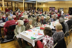 Tamaqua Community Advent Breakfast, Zion Evangelical Lutheran Church, Tamaqua, 12-12-2015 (2)