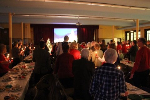 Tamaqua Community Advent Breakfast, Zion Evangelical Lutheran Church, Tamaqua, 12-12-2015 (211)