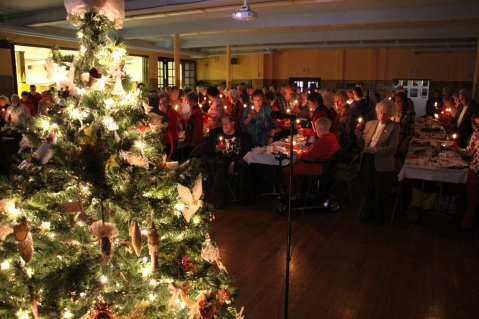 Tamaqua Community Advent Breakfast, Zion Evangelical Lutheran Church, Tamaqua, 12-12-2015 (215)