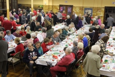 Tamaqua Community Advent Breakfast, Zion Evangelical Lutheran Church, Tamaqua, 12-12-2015 (220)