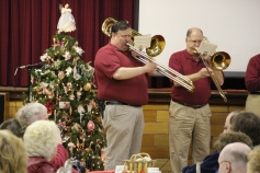 Tamaqua Community Advent Breakfast, Zion Evangelical Lutheran Church, Tamaqua, 12-12-2015 (25)
