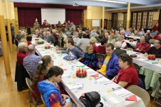 Tamaqua Community Advent Breakfast, Zion Evangelical Lutheran Church, Tamaqua, 12-12-2015 (3)