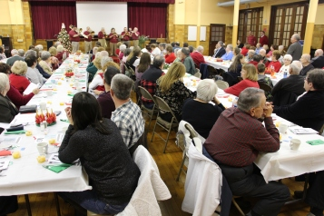 Tamaqua Community Advent Breakfast, Zion Evangelical Lutheran Church, Tamaqua, 12-12-2015 (32)