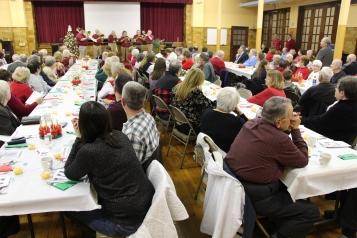 Tamaqua Community Advent Breakfast, Zion Evangelical Lutheran Church, Tamaqua, 12-12-2015 (32)