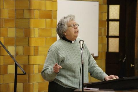 Tamaqua Community Advent Breakfast, Zion Evangelical Lutheran Church, Tamaqua, 12-12-2015 (47)