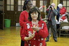 Tamaqua Community Advent Breakfast, Zion Evangelical Lutheran Church, Tamaqua, 12-12-2015 (63)