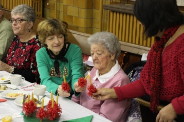 Tamaqua Community Advent Breakfast, Zion Evangelical Lutheran Church, Tamaqua, 12-12-2015 (66)