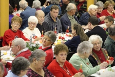 Tamaqua Community Advent Breakfast, Zion Evangelical Lutheran Church, Tamaqua, 12-12-2015 (76)