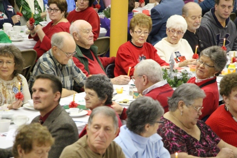 Tamaqua Community Advent Breakfast, Zion Evangelical Lutheran Church, Tamaqua, 12-12-2015 (77)