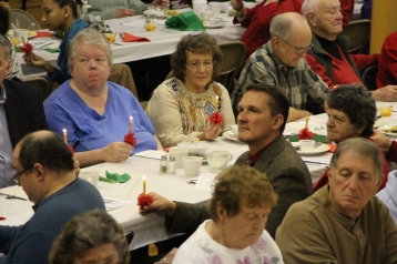 Tamaqua Community Advent Breakfast, Zion Evangelical Lutheran Church, Tamaqua, 12-12-2015 (78)