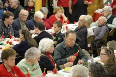 Tamaqua Community Advent Breakfast, Zion Evangelical Lutheran Church, Tamaqua, 12-12-2015 (83)