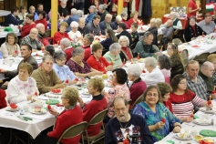 Tamaqua Community Advent Breakfast, Zion Evangelical Lutheran Church, Tamaqua, 12-12-2015 (85)