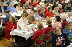Tamaqua Community Advent Breakfast, Zion Evangelical Lutheran Church, Tamaqua, 12-12-2015 (86)