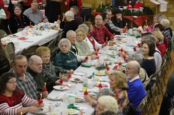 Tamaqua Community Advent Breakfast, Zion Evangelical Lutheran Church, Tamaqua, 12-12-2015 (89)