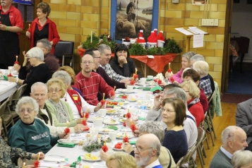 Tamaqua Community Advent Breakfast, Zion Evangelical Lutheran Church, Tamaqua, 12-12-2015 (90)