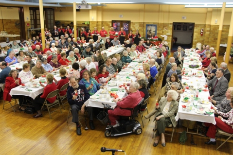 Tamaqua Community Advent Breakfast, Zion Evangelical Lutheran Church, Tamaqua, 12-12-2015 (99)