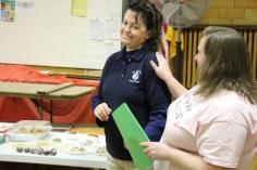 Tamaqua Girls Scouts Go Caroling, ABC Hi Rise, Majestic House, Tamaqua, 12-20-2015 (8)