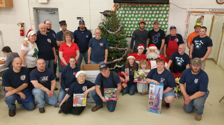 Toys For Tots All You Can Eat Breakfast, West Penn Fire Company, West Penn, 12-13-2015 (10)