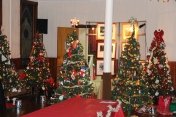 Tree Festival, Voting, Tamaqua Community Arts Center, Tamaqua, 12-4-2015 (102)