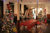 Tree Festival, Voting, Tamaqua Community Arts Center, Tamaqua, 12-4-2015 (98)