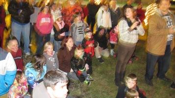 Tree Lighting, Spirit of Christmas Festival, Depot Square Park, Tamaqua, 12-6-2015 (22)