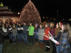 Tree Lighting, Spirit of Christmas Festival, Depot Square Park, Tamaqua, 12-6-2015 (31)