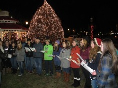 Tree Lighting, Spirit of Christmas Festival, Depot Square Park, Tamaqua, 12-6-2015 (32)