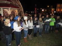 Tree Lighting, Spirit of Christmas Festival, Depot Square Park, Tamaqua, 12-6-2015 (33)