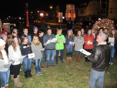 Tree Lighting, Spirit of Christmas Festival, Depot Square Park, Tamaqua, 12-6-2015 (34)