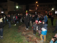 Tree Lighting, Spirit of Christmas Festival, Depot Square Park, Tamaqua, 12-6-2015 (37)