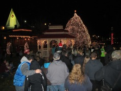 Tree Lighting, Spirit of Christmas Festival, Depot Square Park, Tamaqua, 12-6-2015 (43)