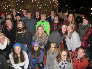 Tree Lighting, Spirit of Christmas Festival, Depot Square Park, Tamaqua, 12-6-2015 (49)