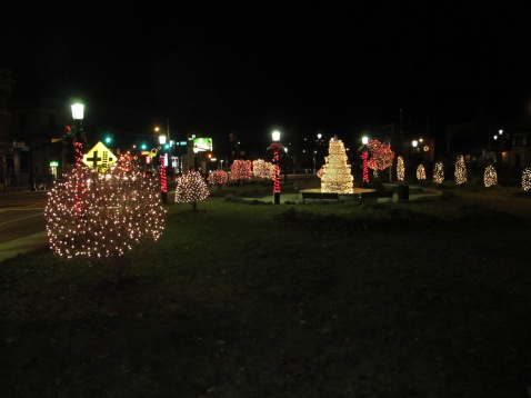 Tree Lighting, Spirit of Christmas Festival, Depot Square Park, Tamaqua, 12-6-2015 (61)