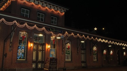 Tree Lighting, Spirit of Christmas Festival, Depot Square Park, Tamaqua, 12-6-2015 (66)