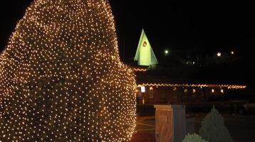 Tree Lighting, Spirit of Christmas Festival, Depot Square Park, Tamaqua, 12-6-2015 (67)