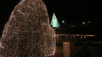 Tree Lighting, Spirit of Christmas Festival, Depot Square Park, Tamaqua, 12-6-2015 (68)