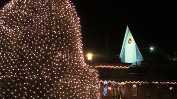 Tree Lighting, Spirit of Christmas Festival, Depot Square Park, Tamaqua, 12-6-2015 (69)