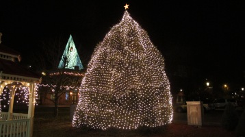 Tree Lighting, Spirit of Christmas Festival, Depot Square Park, Tamaqua, 12-6-2015 (71)